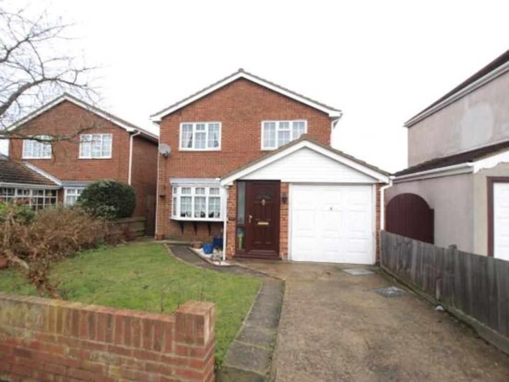 4 Bedrooms Detached House for sale in Church Road, Hadleigh