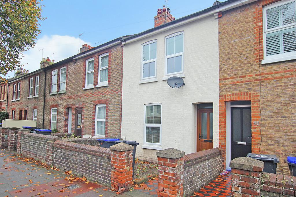 2 Bedrooms Terraced House for sale in Southfield Road, Worthing, BN14 9EQ