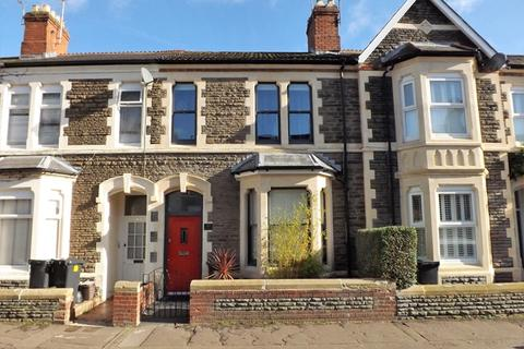 3 bedroom terraced house to rent - PONTCANNA - Refurbished house within a few hundred yards of Pontcanna Fields