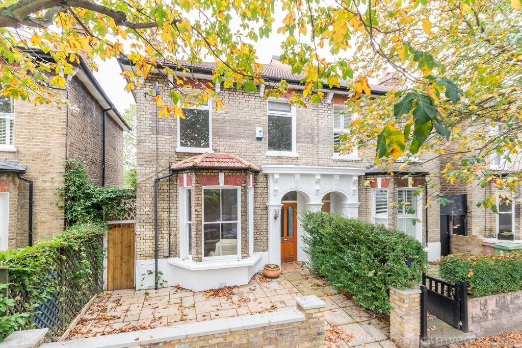 4 Bedrooms Semi Detached House for sale in Melbourne Grove, Dulwich, SE22
