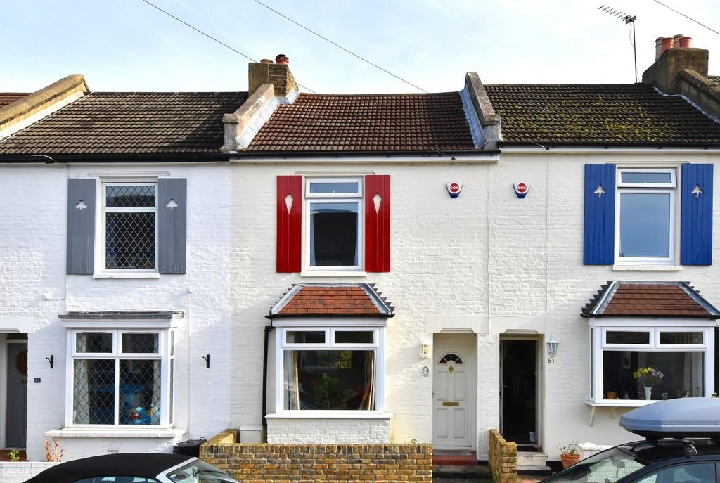 2 Bedrooms Terraced House for sale in Recreation Road