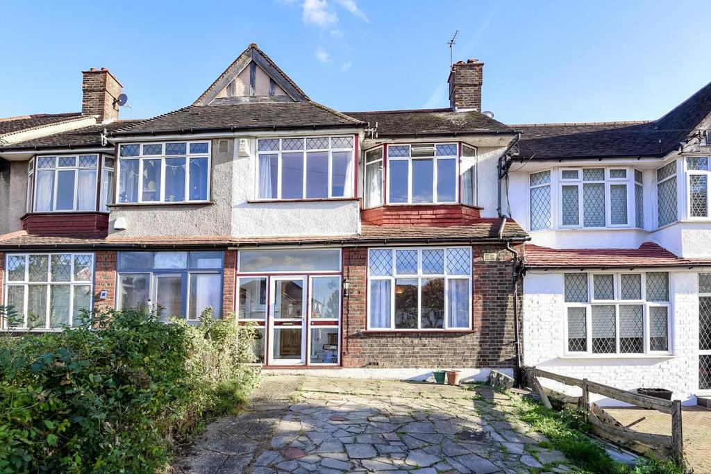 3 Bedrooms Terraced House for sale in The Avenue, West Wickham