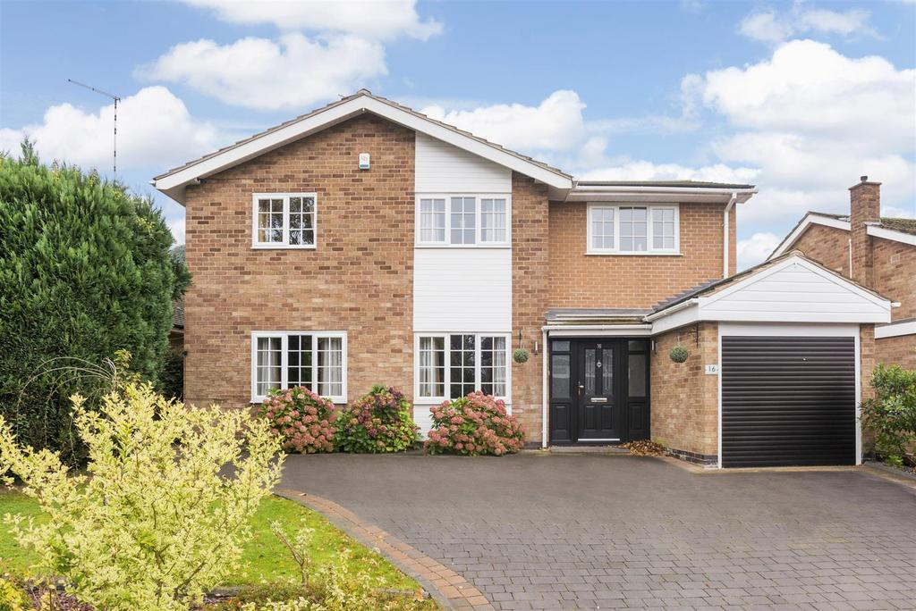 5 Bedrooms Detached House for sale in Blacklow Road, Warwick