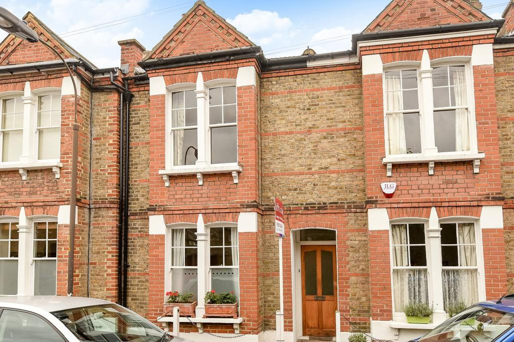 3 Bedrooms Terraced House for sale in Boxall Road, Dulwich