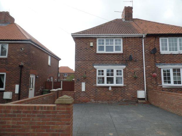 3 Bedrooms Semi Detached House for sale in WILLIAM MORRIS TERRACE, SHOTTON, PETERLEE AREA VILLAGES