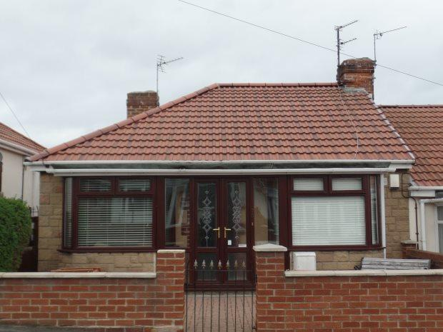 2 Bedrooms Semi Detached Bungalow for sale in ROSEDALE TERRACE, HORDEN, PETERLEE AREA VILLAGES