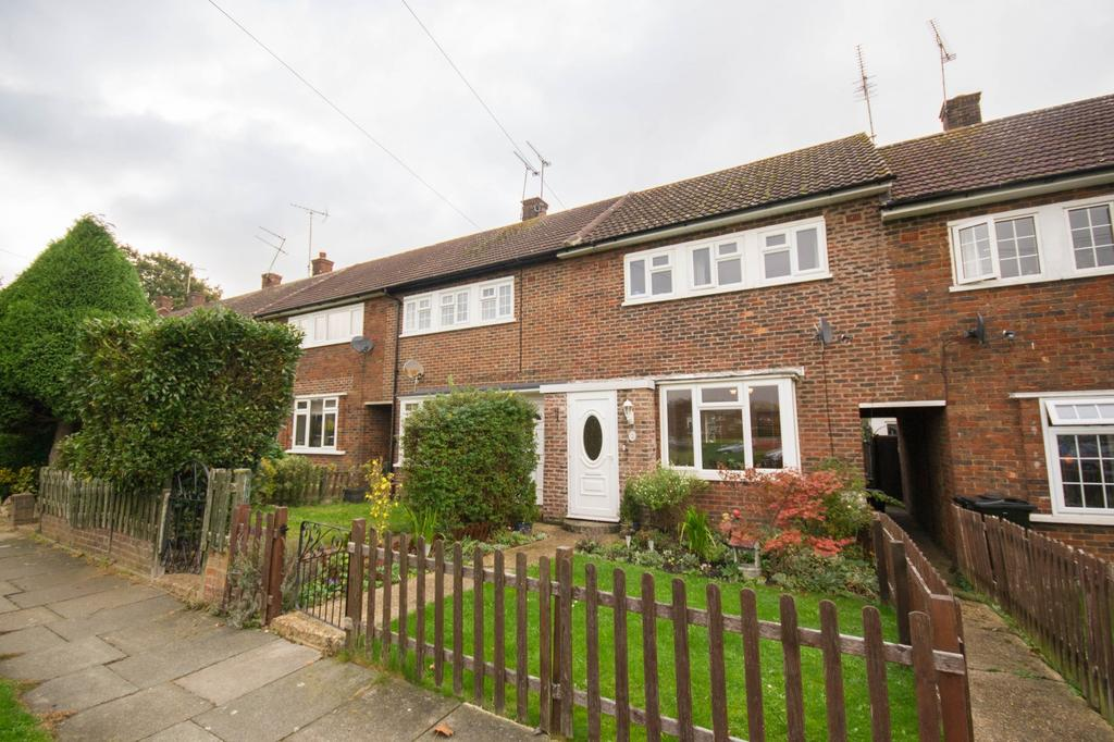 3 Bedrooms Terraced House for sale in Coram Green, Hutton, Brentwood, Essex, CM13