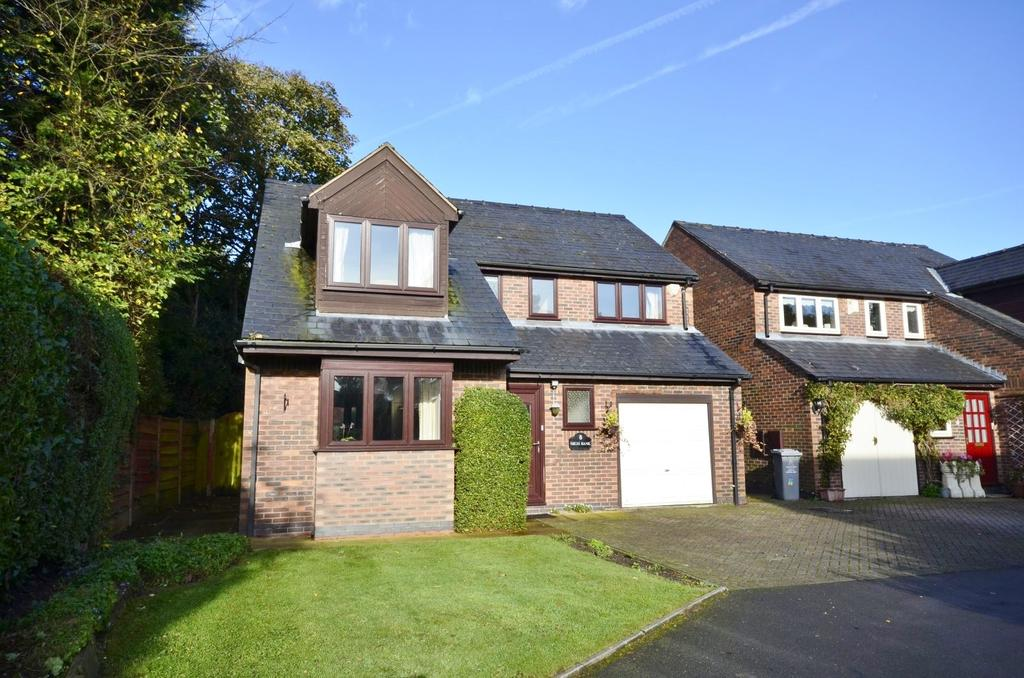 4 Bedrooms Detached House for sale in High Bank, Altrincham