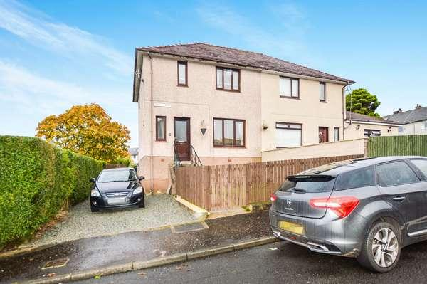 3 Bedrooms Semi-detached Villa House for sale in 1 Innes Park Road, Skelmorlie, PA17 5BA