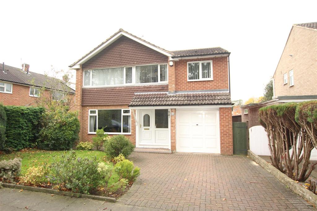 4 Bedrooms Detached House for sale in Conyers Avenue, Darlington