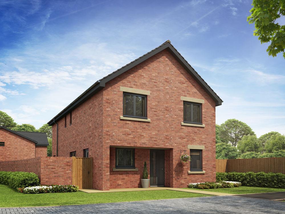 4 Bedrooms Detached House for sale in Woodburn Gardens, Salutation Road, Darlington