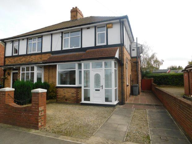 4 Bedrooms Semi Detached House for sale in MARSHALL TERRACE, GILESGATE, DURHAM CITY
