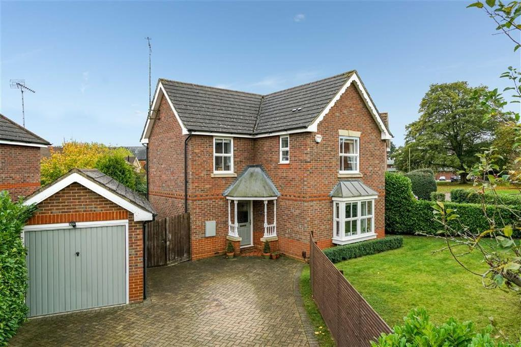 3 Bedrooms Detached House for sale in Princess Diana Drive, St Albans, Hertfordshire