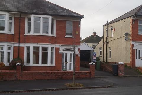 3 bedroom semi-detached house to rent - Fidlas Avenue, Llanishen, Llanishen, Cardiff CF14