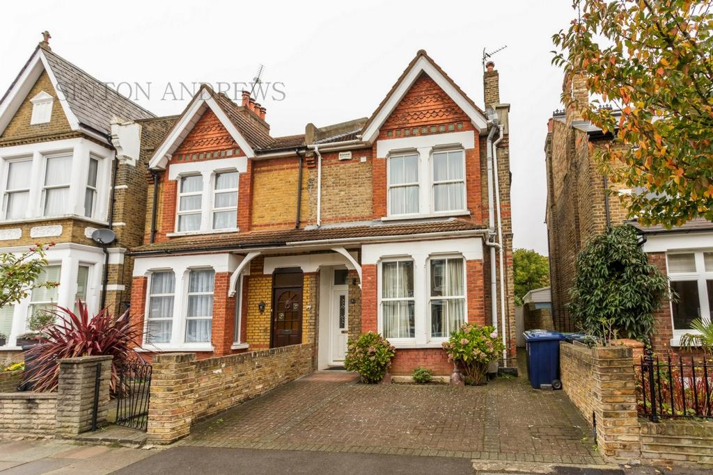 3 Bedrooms House for sale in Albany Road, Ealing, W13