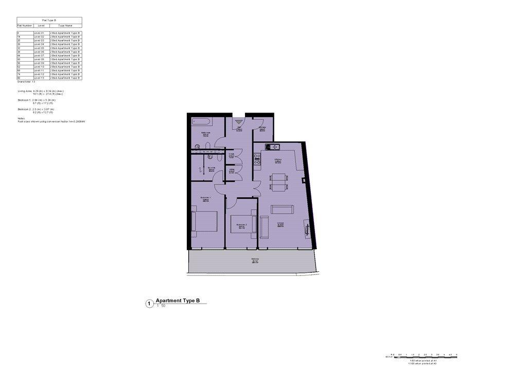 Floorplan: Floorplan 68