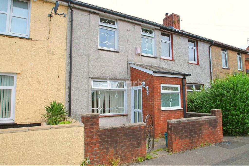 2 Bedrooms Terraced House for sale in Colston Place, Newport, NP19