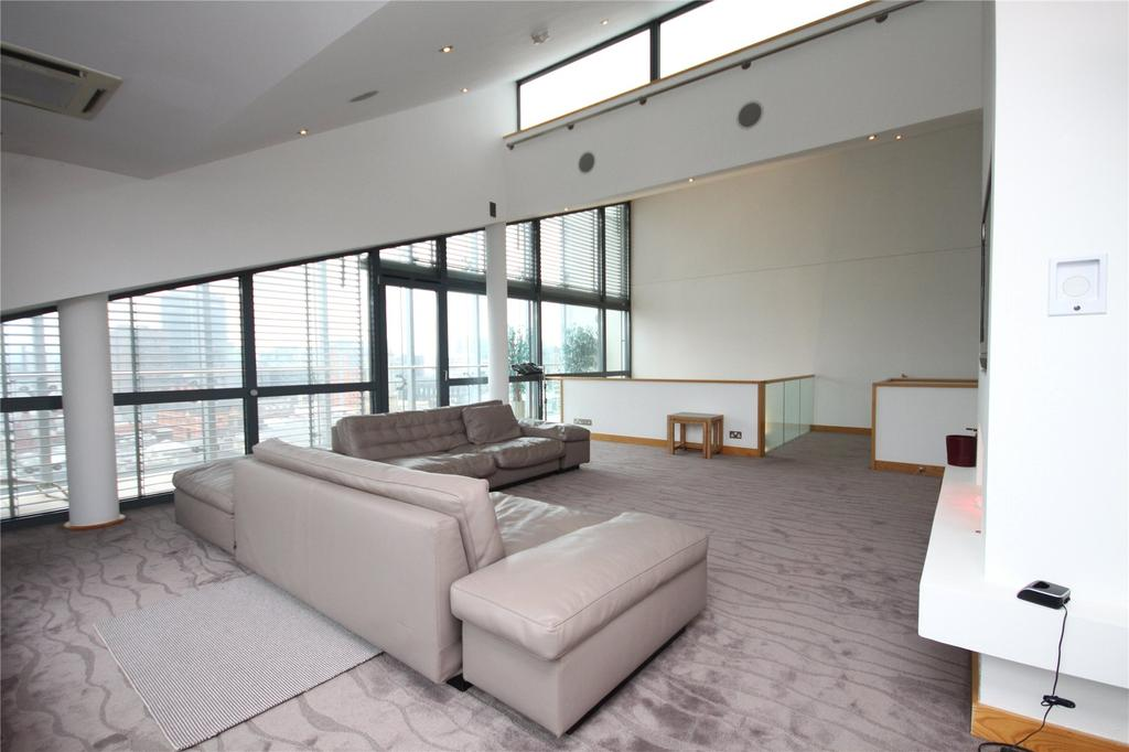 3 Bedrooms Flat for sale in No. 1 Deansgate, Manchester, Greater Manchester, M3