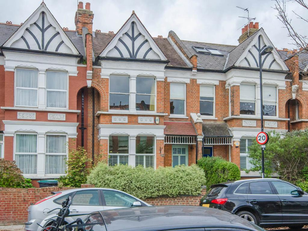 4 Bedrooms Terraced House for sale in Linzee Road, N8