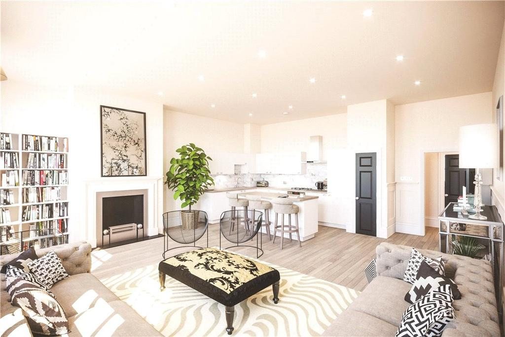 3 Bedrooms Penthouse Flat for sale in St. Pauls Square, Birmingham, West Midlands, B3