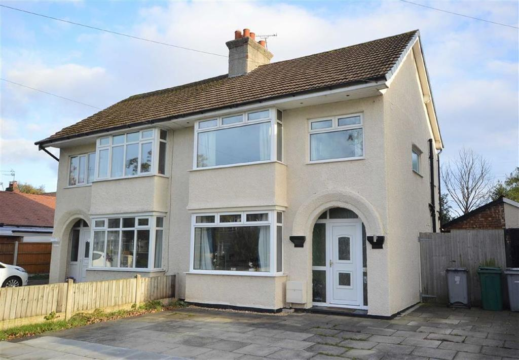 3 Bedrooms Semi Detached House for sale in Heygarth Road, CH62