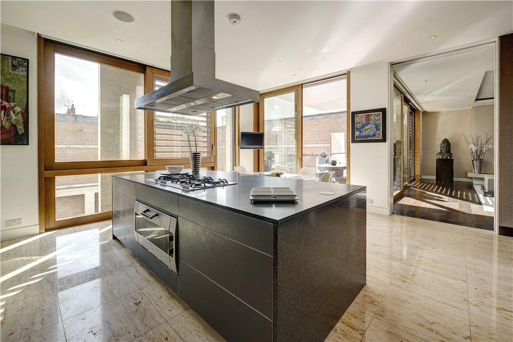 3 Bedrooms Flat for sale in Montrose Place, Belgravia, London, SW1X