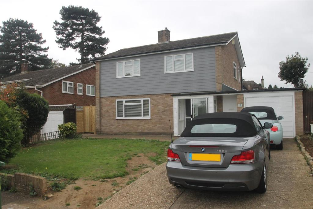 3 Bedrooms Detached House for sale in Ashdown Close, Maidstone