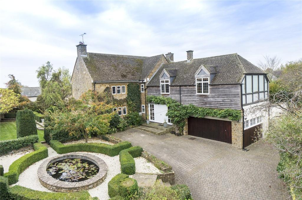 6 Bedrooms Detached House for sale in Main Street, Great Bourton, Banbury, Oxfordshire, OX17