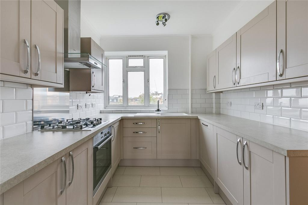 2 Bedrooms Flat for sale in Lonsdale House, Portobello Court, Westbourne Grove, London