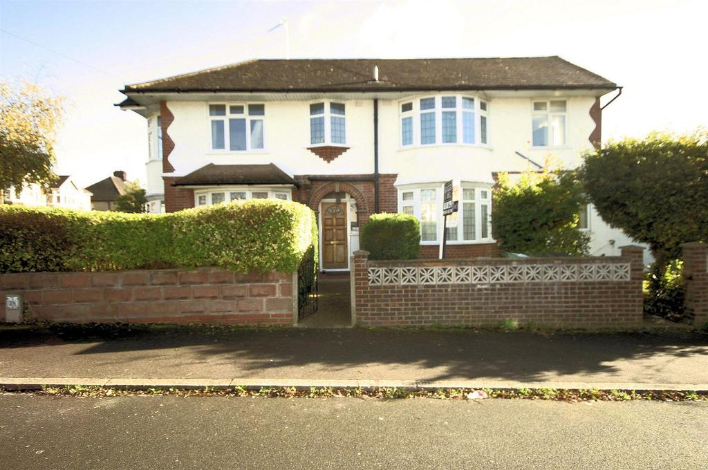 3 Bedrooms Detached House for sale in Cranleigh Gardens, Luton