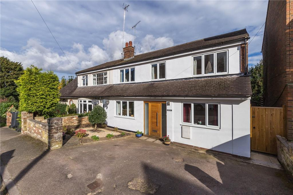 4 Bedrooms Semi Detached House for sale in George Street, Markyate