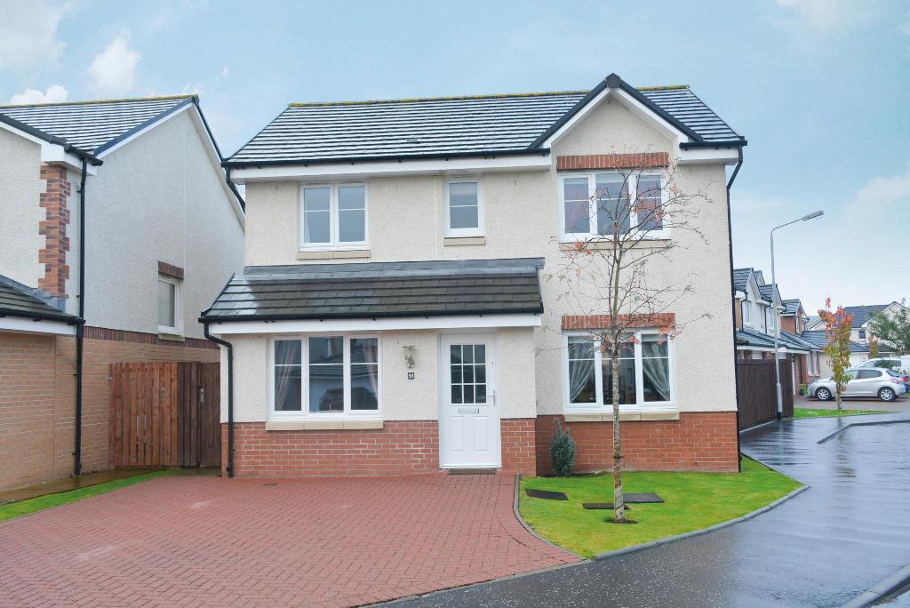 4 Bedrooms Detached House for sale in David Avenue, Stirling, Stirling, FK8 2PX