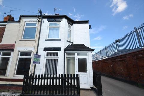 2 bedroom terraced house to rent - 87 Huntingdon Street, Hessle High Road, Hull, HU4 6QJ