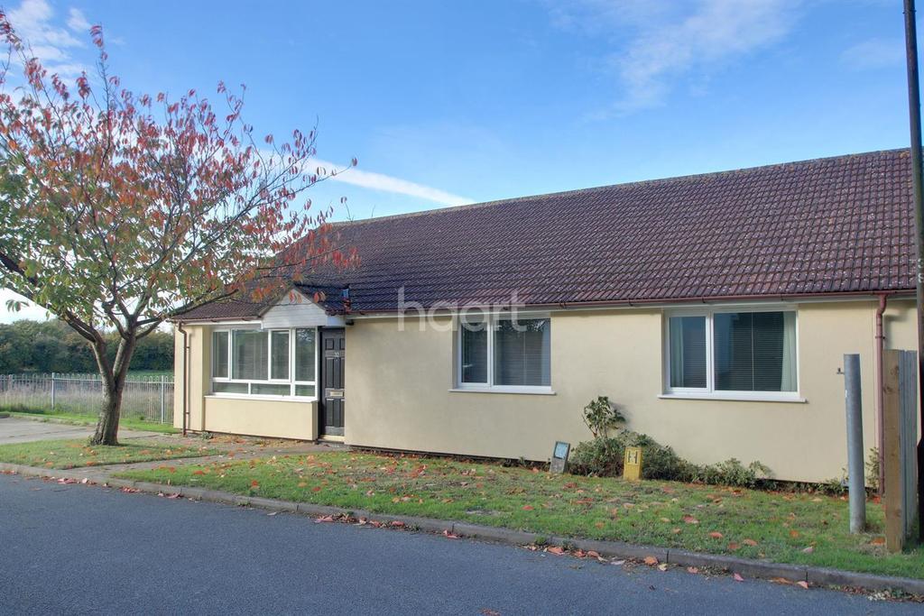 3 Bedrooms Bungalow for sale in Charity William Way, Stanton