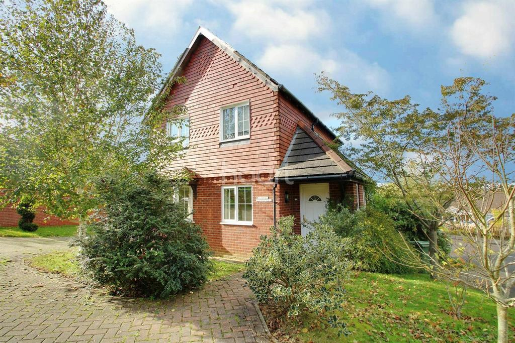 4 Bedrooms Detached House for sale in Field View, Kingsnorth, Ashford