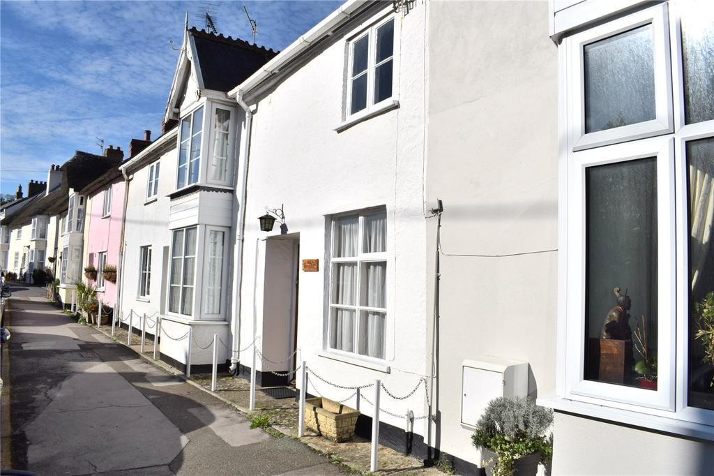 3 Bedrooms Terraced House for sale in The Street, Charmouth, Bridport, Dorset