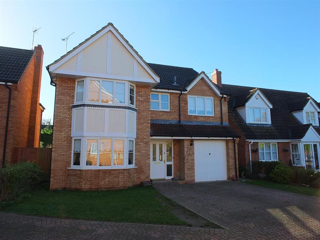 4 Bedrooms Detached House for sale in Carnoustie Court, Sutton bridge