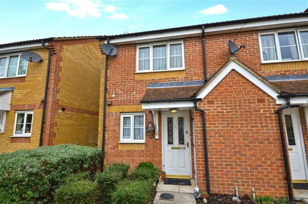2 Bedrooms End Of Terrace House for sale in Royce Grove, Leavesden, Hertfordshire