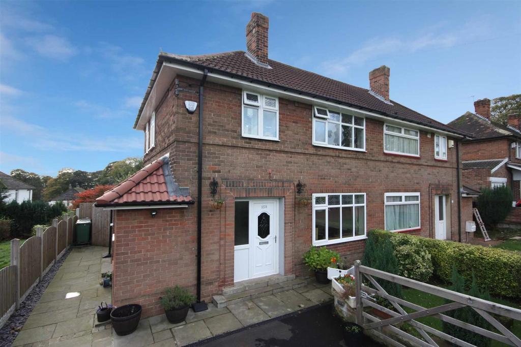 2 Bedrooms Semi Detached House for sale in Otley Old Road, Cookridge