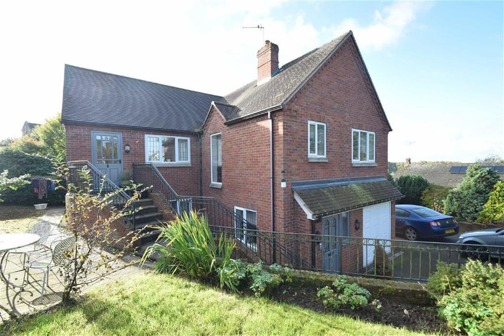 3 Bedrooms Detached House for sale in Ellesmere Road, Harmer Hill, Shrewsbury