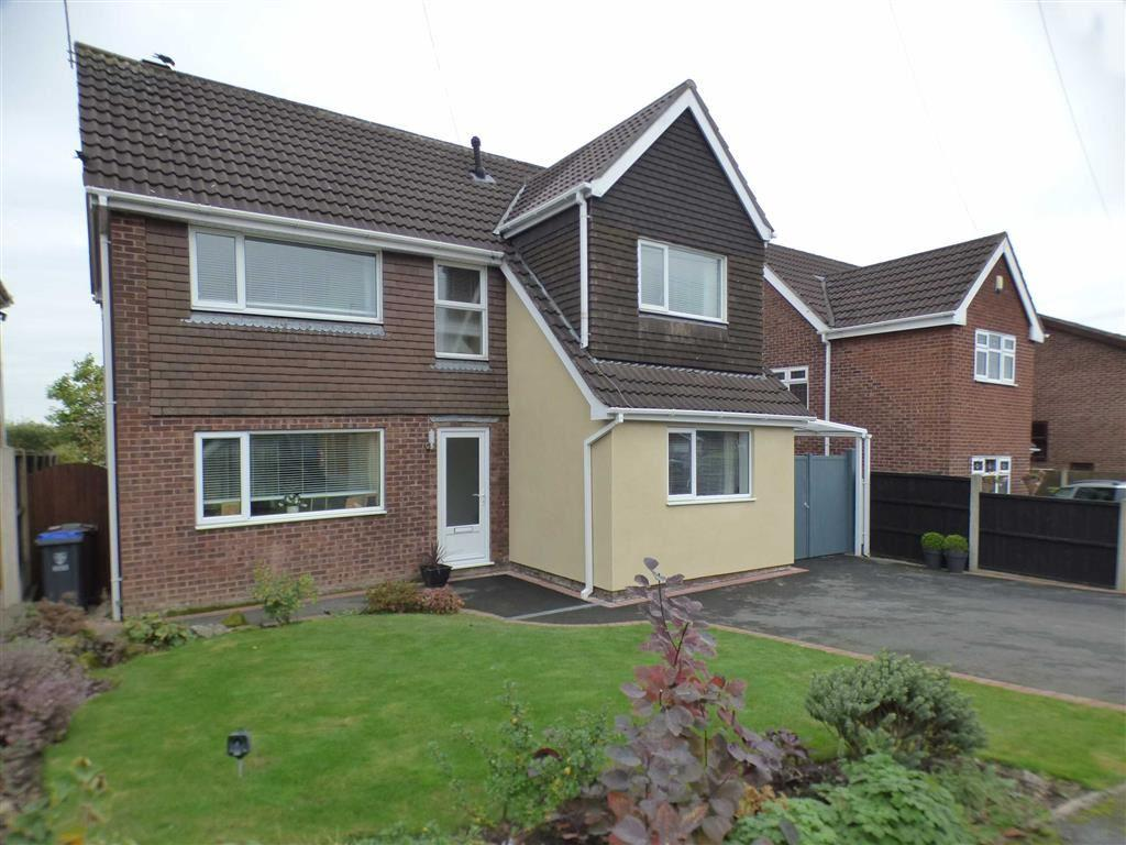 4 Bedrooms Detached House for sale in 6, Spode Close, Cheadle
