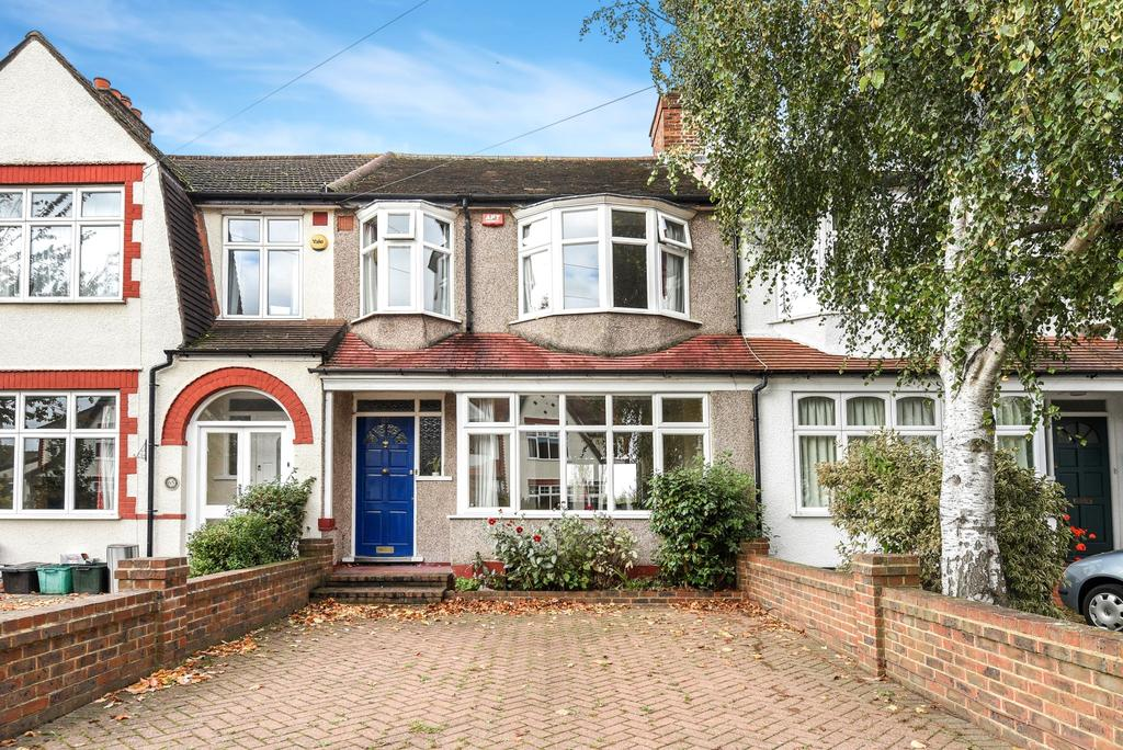 3 Bedrooms Terraced House for sale in Stanhope Grove Beckenham BR3