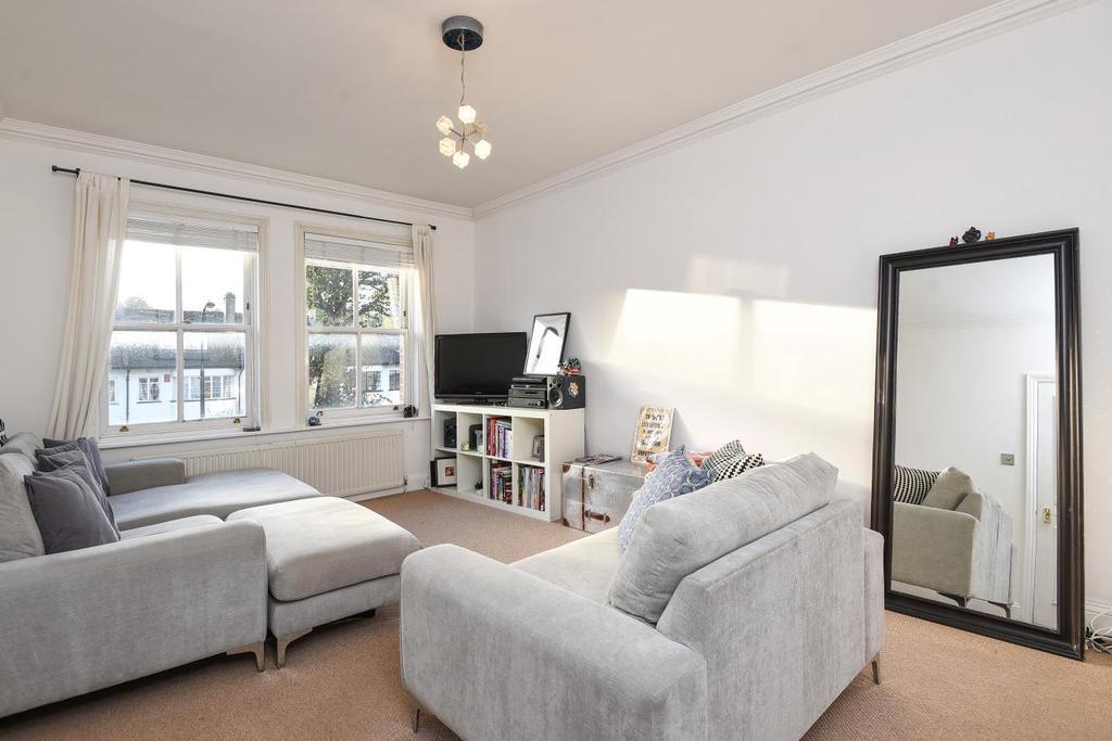 1 Bedroom Flat for sale in Parkhill Road, Belsize Park