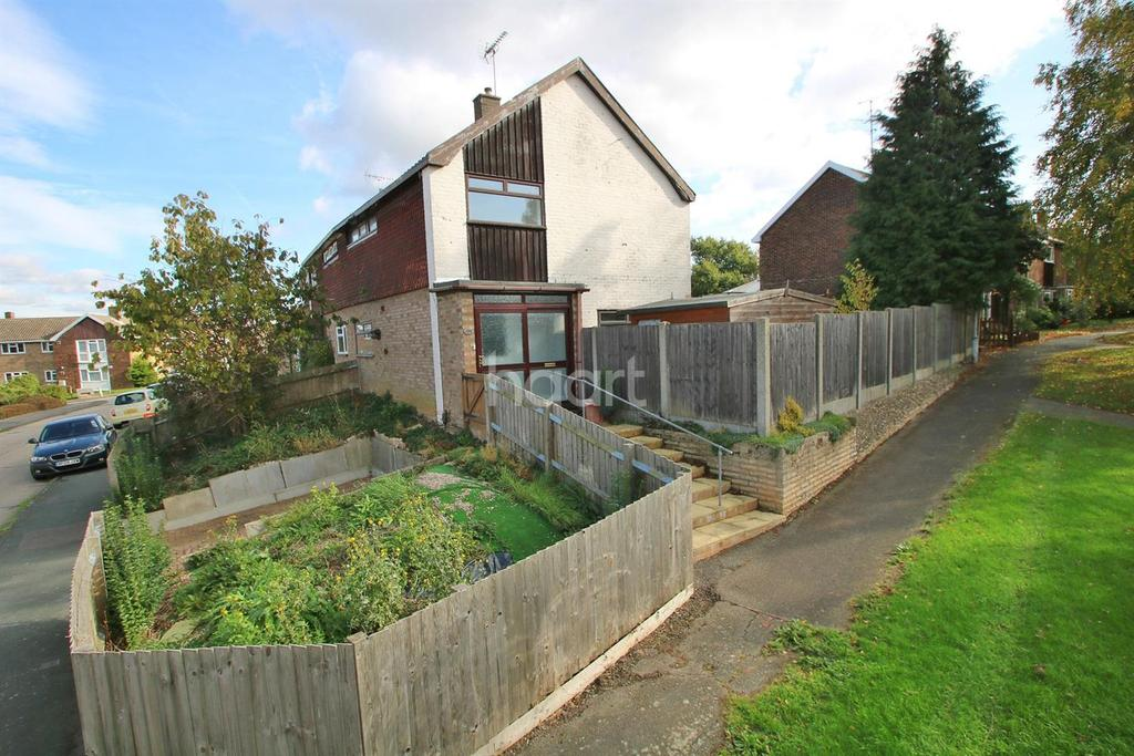 3 Bedrooms End Of Terrace House for sale in Rantree Fold, Basildon