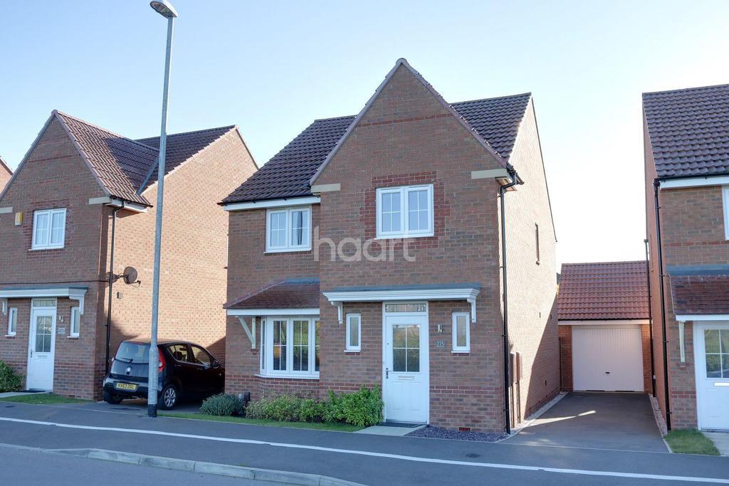 4 Bedrooms Detached House for sale in Kenbrook Road, Hucknall