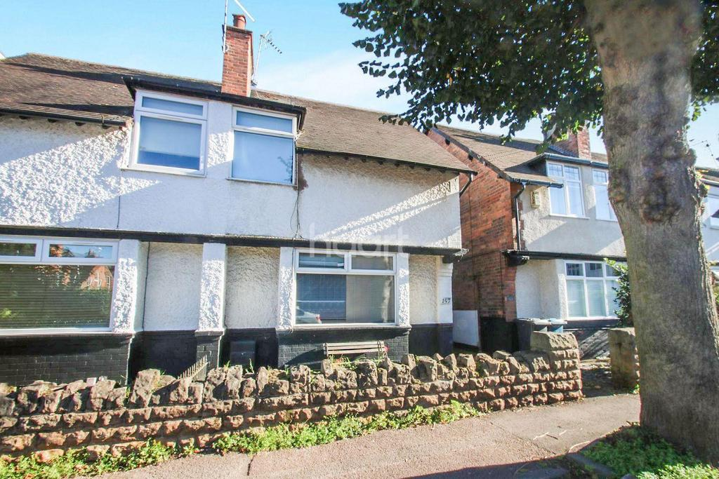 3 Bedrooms Semi Detached House for sale in Exchange Road, West Bridgford, Nottinghamshire