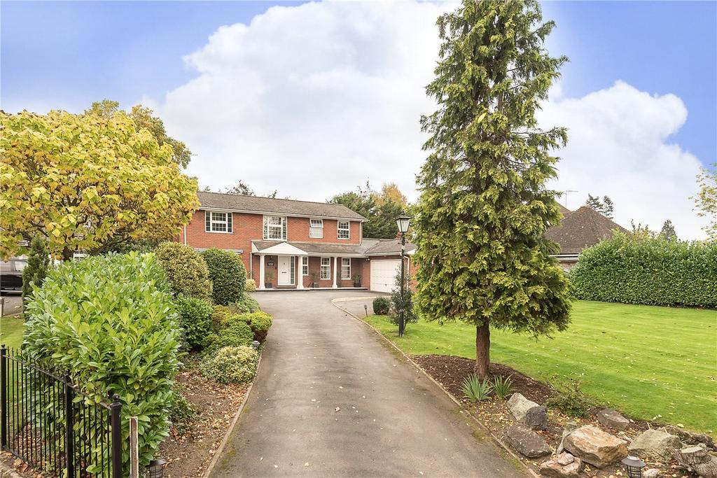 4 Bedrooms Detached House for sale in Hollybush Hill, Stoke Poges, Buckinghamshire, SL2
