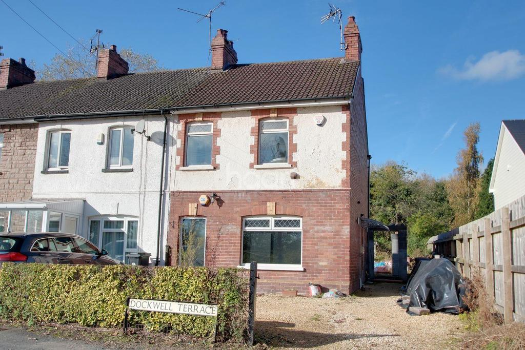 2 Bedrooms End Of Terrace House for sale in Station Road, Llanwern Village, Llanwern