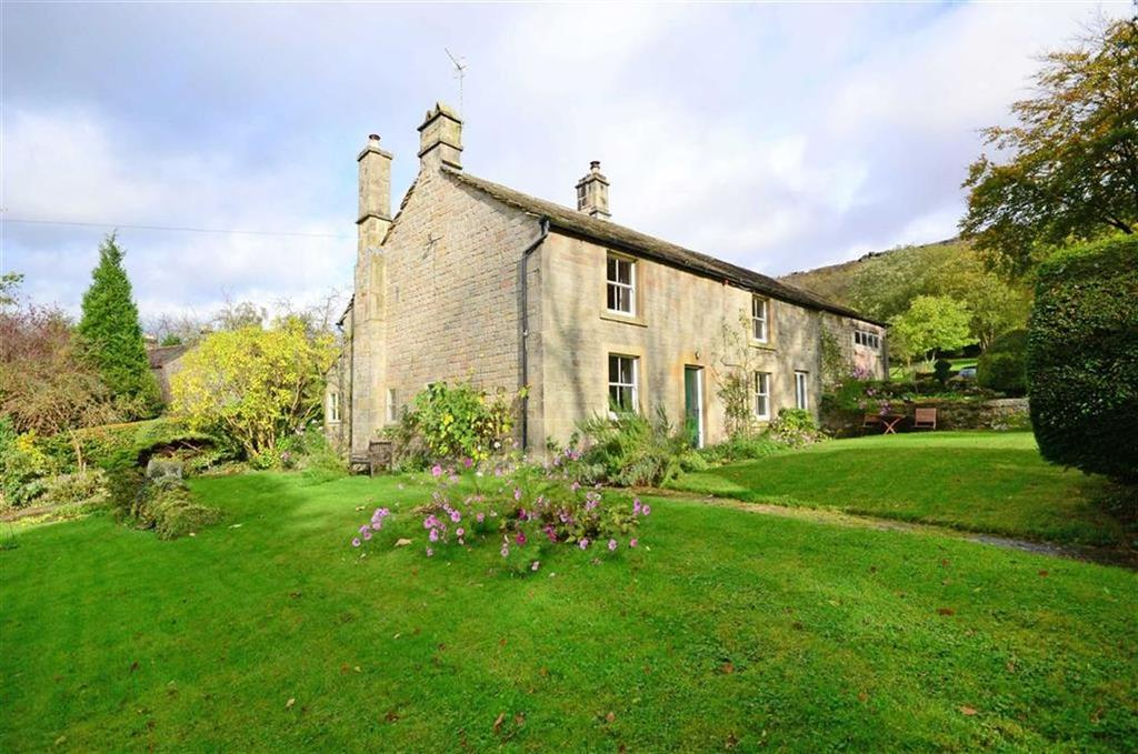 6 Bedrooms Detached House for sale in The Nurseries And The Annexe, Froggatt Village, Hope Valley, Derbyshire, S32