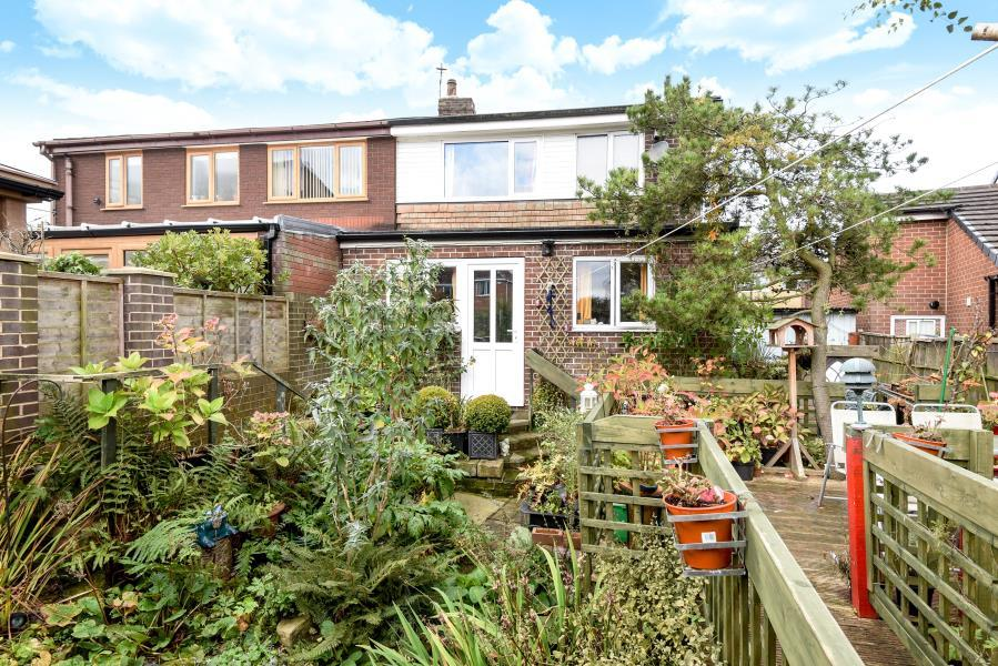 3 Bedrooms Semi Detached House for sale in MEADOWFIELDS CLOSE, CROFTON, WAKEFIELD, WF4 1JF